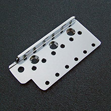 001-9470-000 - Fender Vintage Strat Chrome Bridge Top Plate