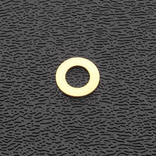 002-2335-049 - Fender Truss Rod Nut Flat Brass Washer