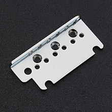 003-6527-000 - Fender American Deluxe/Ultra/Elite Strat Chrome Bridge Top Plate