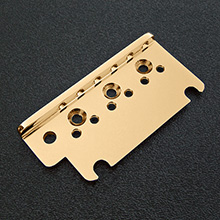 003-9419-000 - Fender American Standard Strat Gold Bridge Top Plate (1986 - 2007)