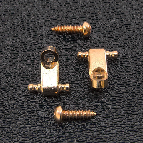 003-9475-049 0039475049 - Genuine Fender American Series Gold String Guides