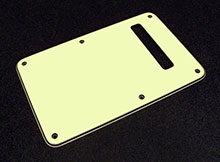 005-4029-000 - Genuine Fender 3 Ply Mint Green Back Plate
