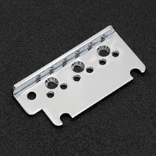 007-5089-000 - Fender American Standard Strat Chrome Bridge Top Plate (2008+)