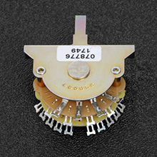 007-8776-000 - Fender Discrete/Com 5-Way Pickup Selector Switch