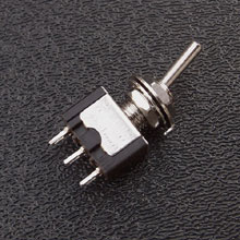 060-335 - SPDT On/On Mini-Toggle Switch 1/4'' Mount