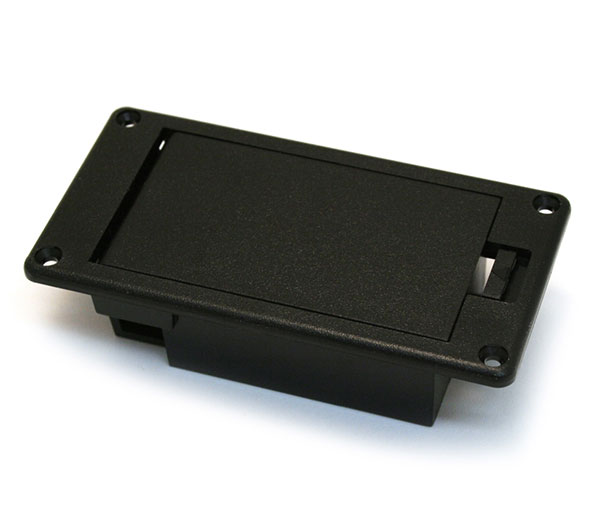 0929-023 Flat Mount 9v DC Battery Box