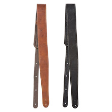 099-0681-050 - Genuine Fender Monogramed Leather Guitar Strap