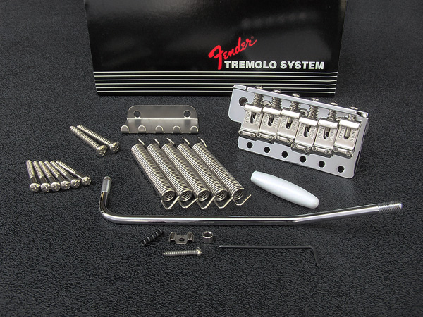 099-2049-000 0992049000 Fender American Vintage Stratocaster Chrome Tremolo Bridge Assembly