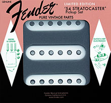 099-2244-000 - Fender® Pure Vintage Limited Edition 60'th Anniversary '54 Strat® Pickup Set