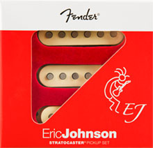 099-2248-000 Eric Johnson Strat Pickup Set