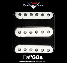 099-2265-000 Fender Custom Shop Fat '60s Stratocaster Pickup Set