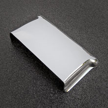 099-2270-100 - Fender Vintage Strat Chrome Bridge Cover (Ash Tray)