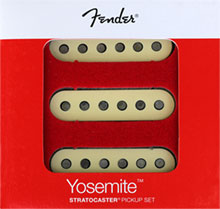 099-2277-000 0992277000 Fender Yosemite Stratocaster Pickup Set
