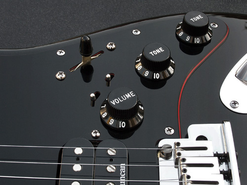 custom double recessed mini toggle switch pickguard kit for super 5 way selector. Black Bedroom Furniture Sets. Home Design Ideas
