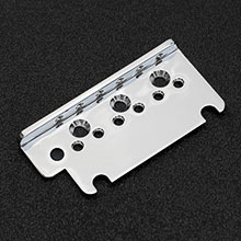 770-9899-000 - Fender American Professional Strat Chrome Bridge Top Plate