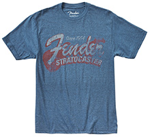 910-1290-387 Fender Since 1954 Stratocaster T-Shirt