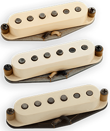 Seymour Duncan Antiquity II Surfer Pickup Set
