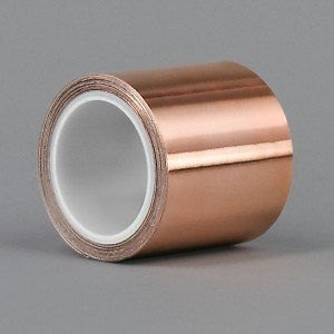 "CFT-4CA - Conductive Acrylic Adhesive 4"" Width Copper Foil Shielding Tape"