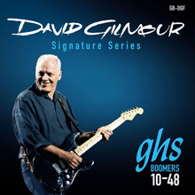 GHS Boomers GB-DGF David Gilmour Signature Series Guitar Strings