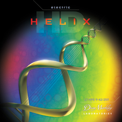 Dean Markley Helix HD Guitar Strings