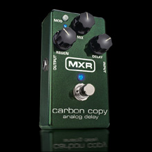 M169 MXR Carbon Copy Analog Delay