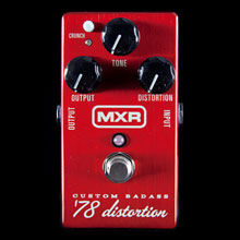 M78 MXR Custom Badass '78 Distortion