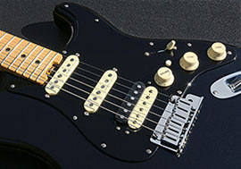 American Elite HSS Strat Pickguards