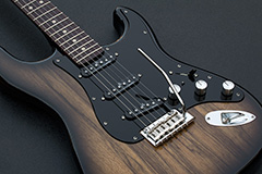 Gilmour Style Black Strat Parts